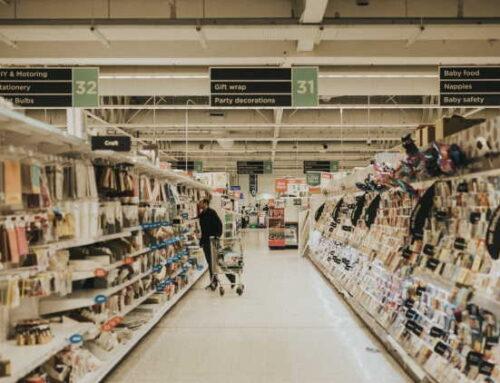 Varejo teve queda de 3,1% em janeiro