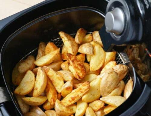 Menos pão, mais batata de air fryer: consumidor quer passar menos tempo na cozinha